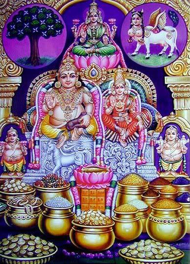 Kubera Mantra by Brahmanda Guruji Shri Narendra Babu Sharmaji