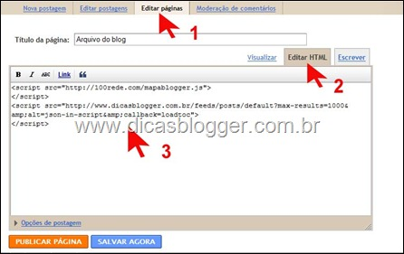 sitemap_blogger