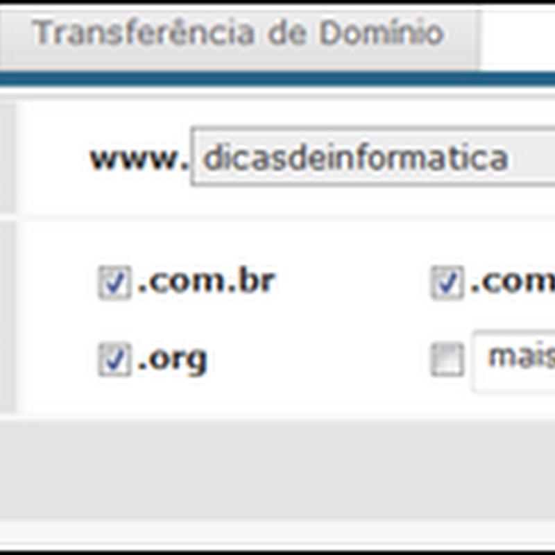 Como configurar um domínio próprio no Blogger