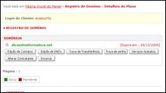 edição DNS
