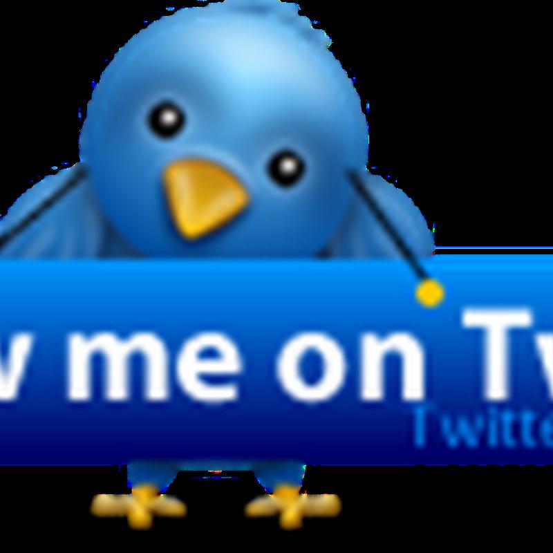 Botões para o Twitter é com Twitter Buttons!