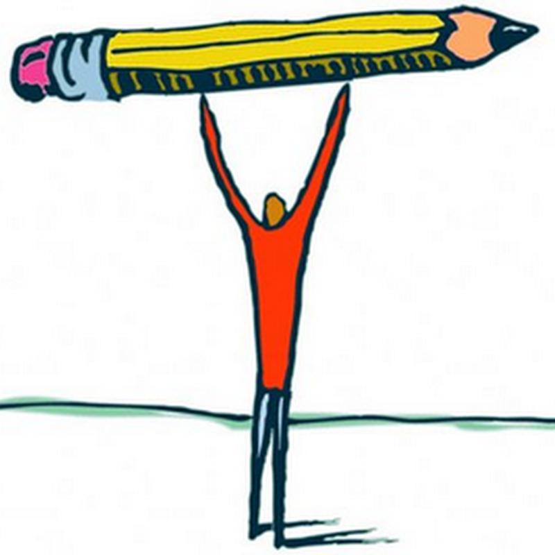 Inserindo o lápis de edição rápida de posts