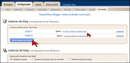 autores blogger