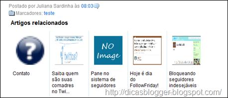 resultado posts relacionados com imagens