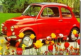 FIAT500ROSSA