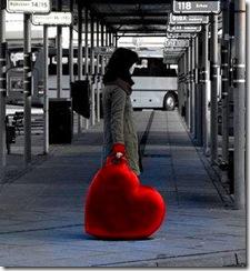 il cuore pesante e le tasche vuote