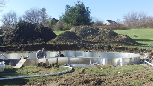 oasis pool construction Rowley Massachusetts