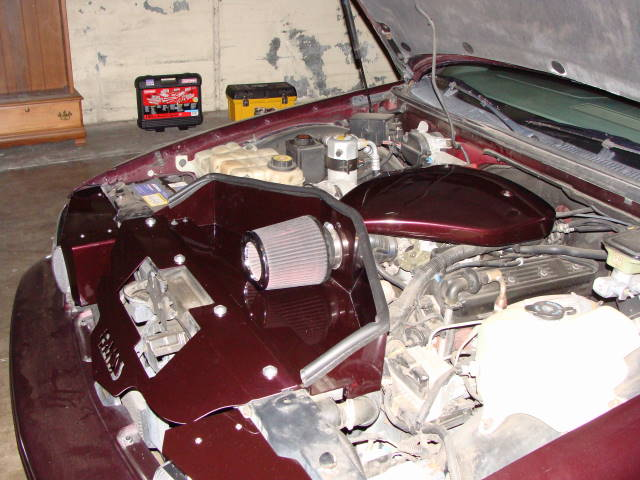 your clean engine bay pics chevy impala ss forum. Black Bedroom Furniture Sets. Home Design Ideas