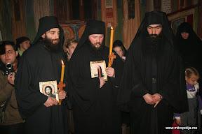 Фотографије са монашења у Манастиру Подмаине