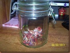 My Ort Jar for TUSAL