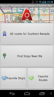 Screenshot of Las Vegas Transit: AnyStop