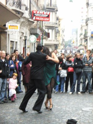 Street Tango