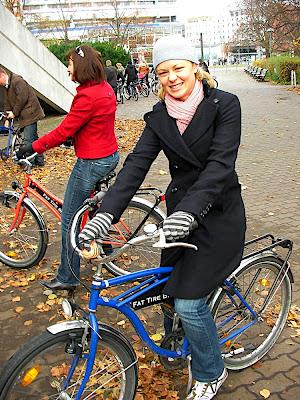 Phat chicks on Fat bikes 2