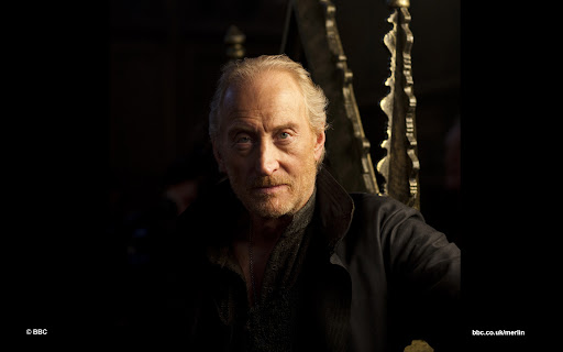 Charles Dance is Witchfinder Aredian