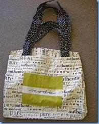 0509 Moda Bag