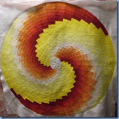 Jeanette - Circle Quilt