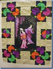 0709 Robin - Japanese Quilt