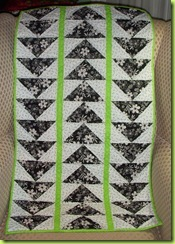 Table Runner Quilted 0608