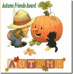 AutumnFriendsAward