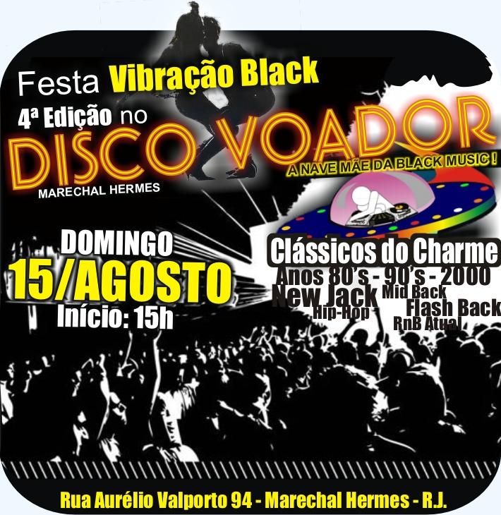 FESTA VIBRAO BLACK