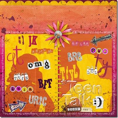 TeenTalk2009