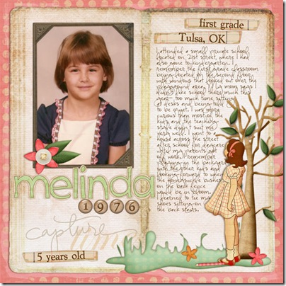 Melinda_FirstGrade1976