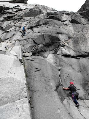 alpinism. traseul Memorial