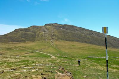 Muntii Bucegi - Muntele Furnica