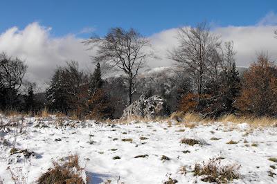 Ciucas. Prima ninsoare