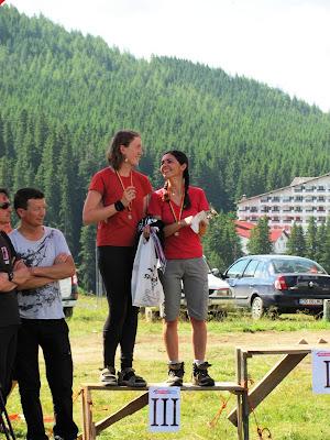 Marathon 7500 Bucegi 2010.  Premierea