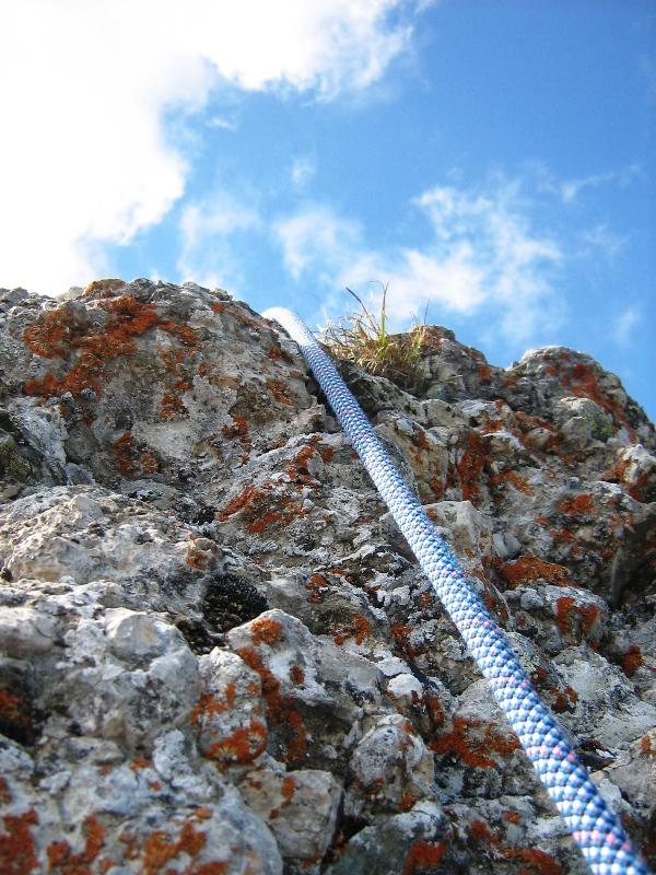 alpinism clasic pe Acele Morarului