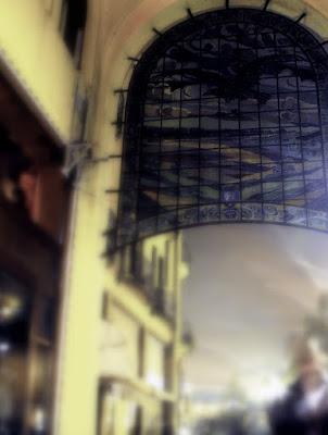 Oradea. Noapte, ploaie, cautari. Vulturul