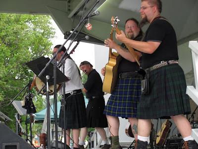 Penny Whiskey at Scottish Fest