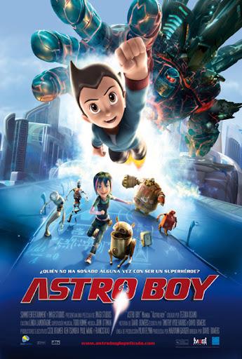 Título Español: AstroBoy