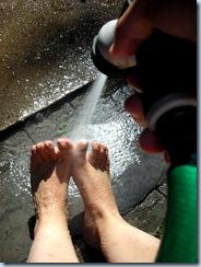 foot wash 9728