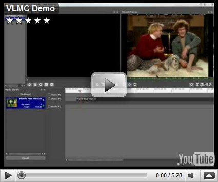 how to edit cut vlc videos