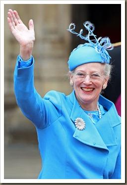 Reina Margarita de Dinamarca