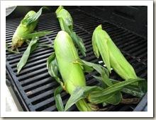 corn husks grill