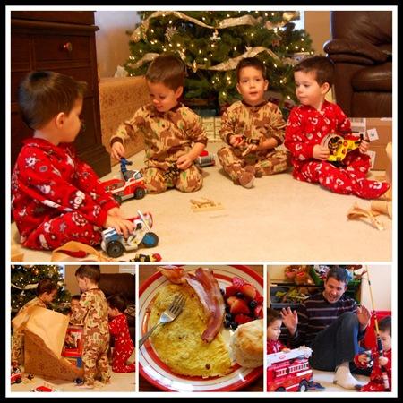 christmasmorncollage