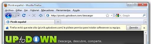 greenshot 2010 02 02 12 03 39 Instalar extensiones en Firefox: te enseñamos cómo hacerlo