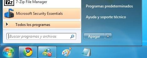 """2010 03 02%2012h16 51 Cómo cambiar la opción """"Apagar"""" por defecto en Windows 7"""