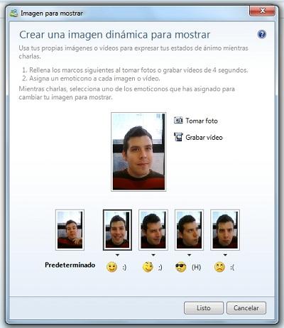 greenshot 2010 03 18 09 20 03 Cambia tu avatar de Messenger según tu estado de ánimo