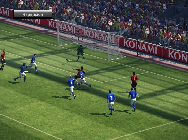 greenshot 2009 09 17 12 15 26 Demo de Pro Evolution Soccer 2010: análisis y descarga
