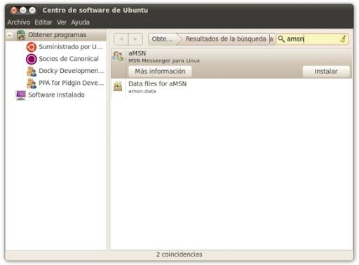 usc1 Cinco formas de instalar programas en Ubuntu
