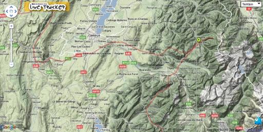 image2 Sigue el Tour de Francia en directo desde Google Maps