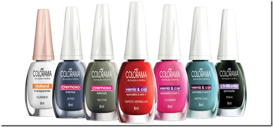 tendencia_cores_esmaltes(colorama)