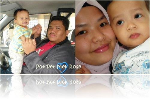 ibu, abah & rafiq