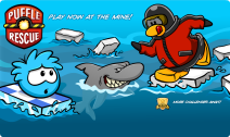 Puffle Rescue Game!