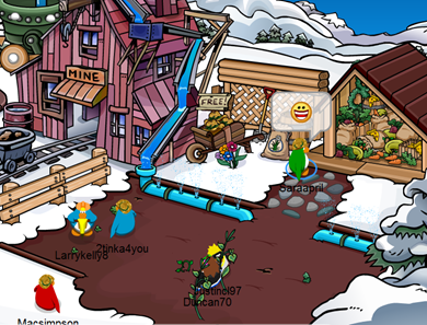 how to get club penguin friend list to work