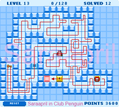 Thin Ice Level 13 :)